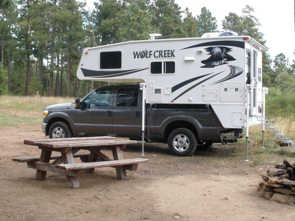 Review Of The Wolf Creek 850 Truck Camper Truck Camper