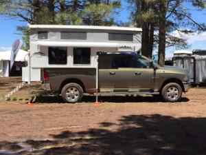 Hallmark K2 Truck Camper - Overland Expedition