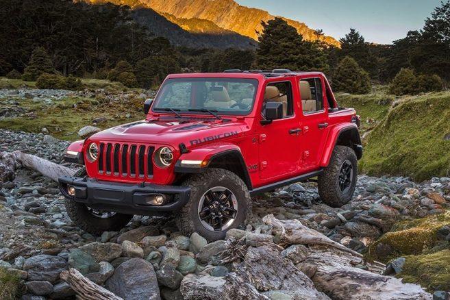 Jeep Wranger