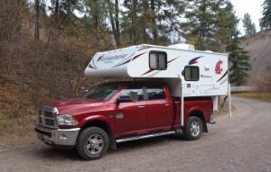 Adventurer 80RB Overland Expedition Truck Camper