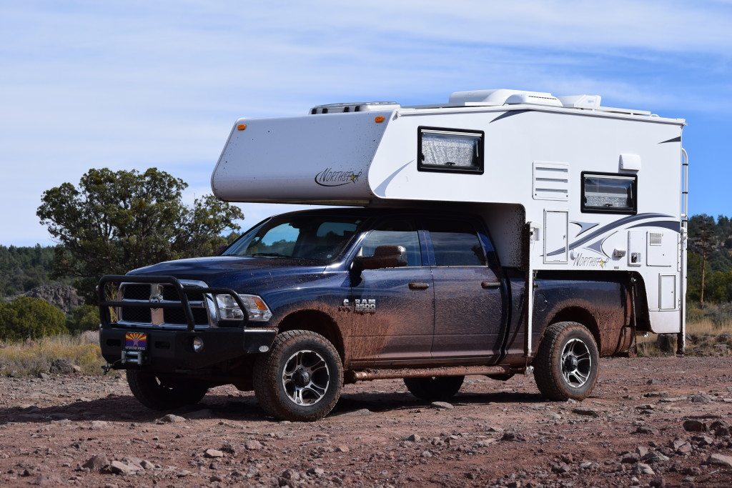 Vehicle Truck Campers : Best boondocking rv truck camper adventure