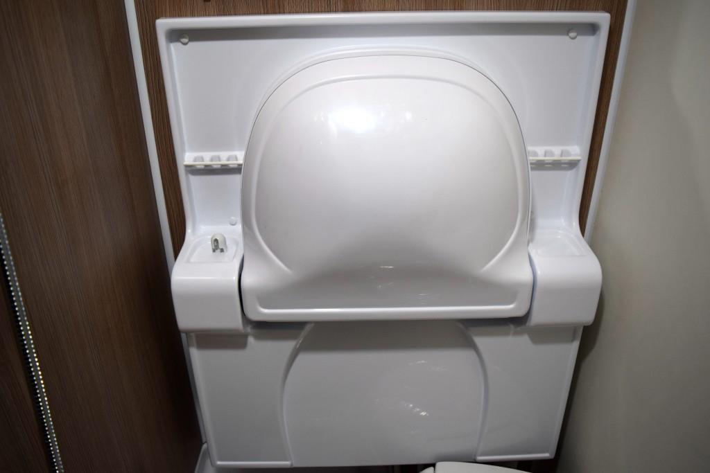Cirrus Camper Fold Out Bathroom Sink