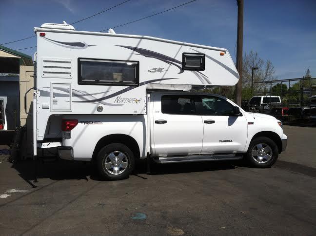 Northstar Liberty - half-ton Truck Camper - Truck Camper Adventure