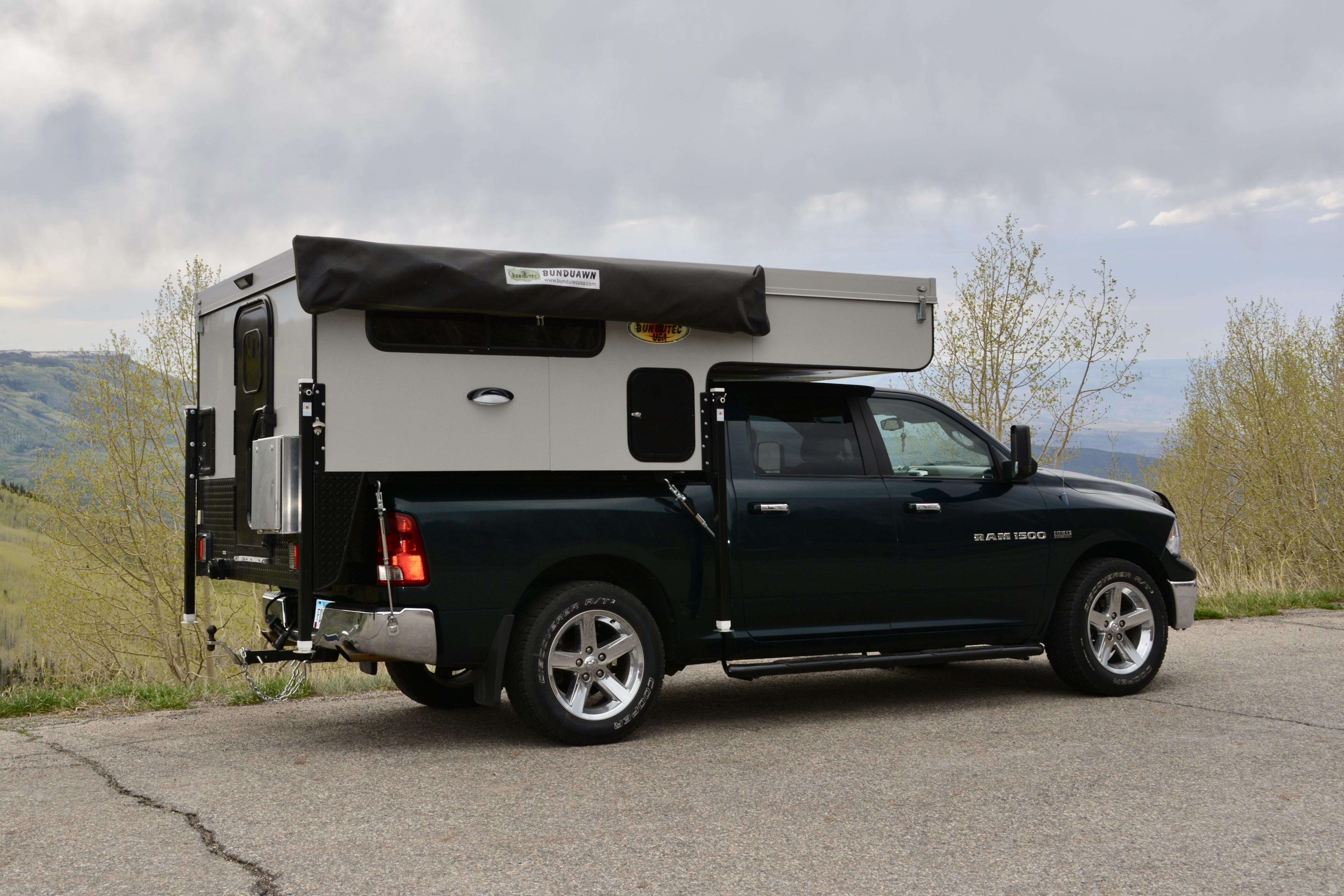 Top 8 Pop Up Truck Campers For Half Ton Trucks Truck Camper Adventure