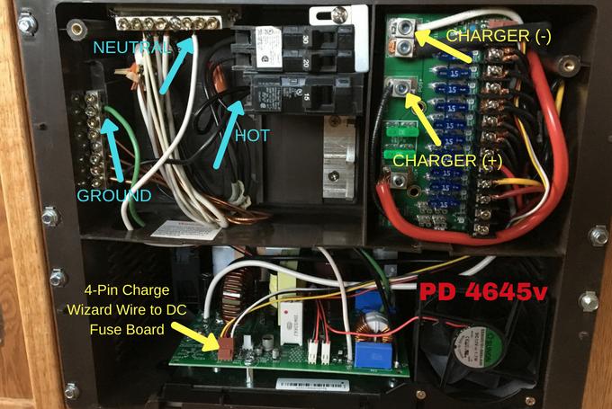 Review Of The Progressive Dynamics 4645v Rv Converter