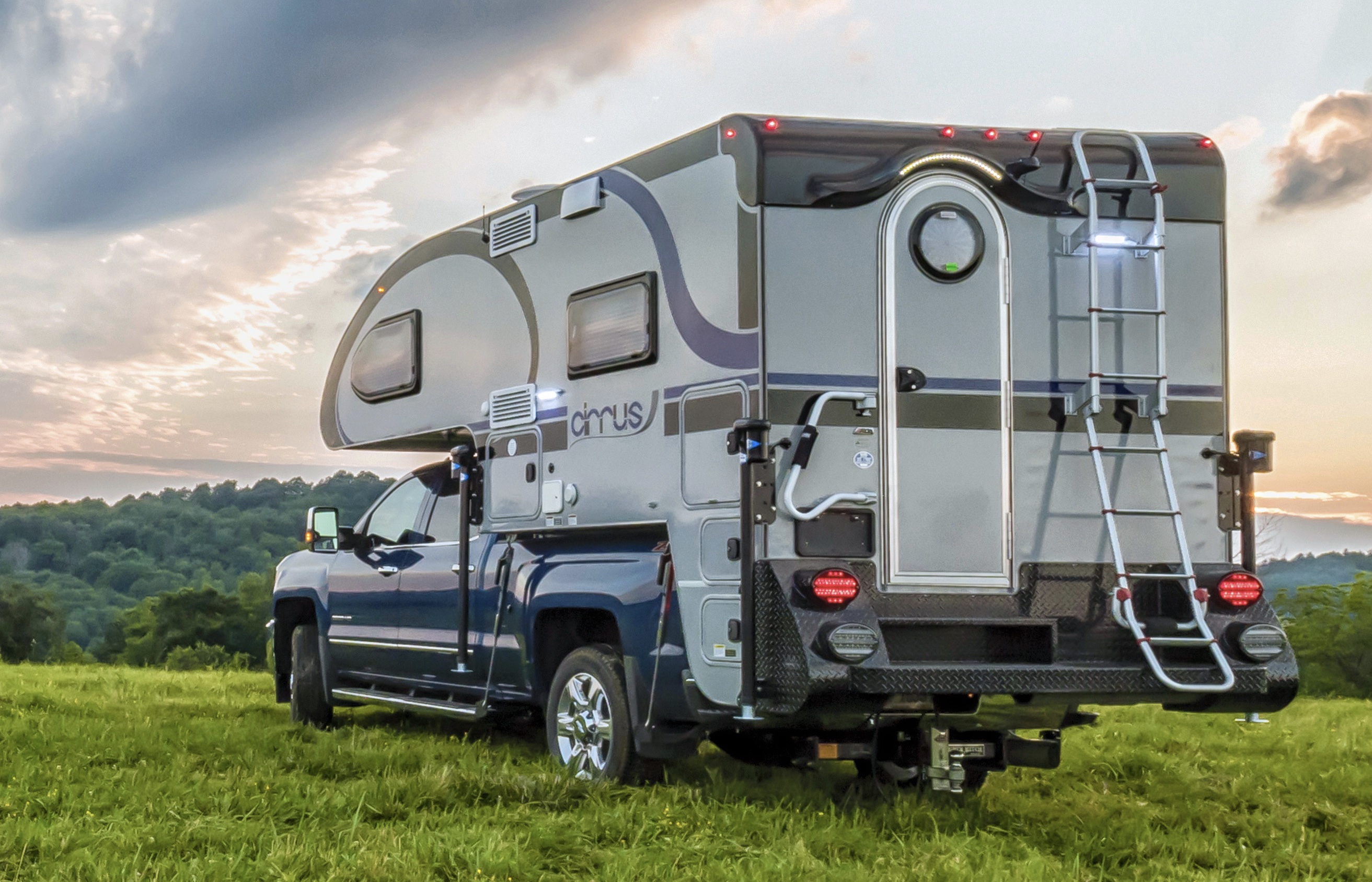 Top 8 Long Bed Truck Campers For One Ton Trucks Truck Camper Adventure