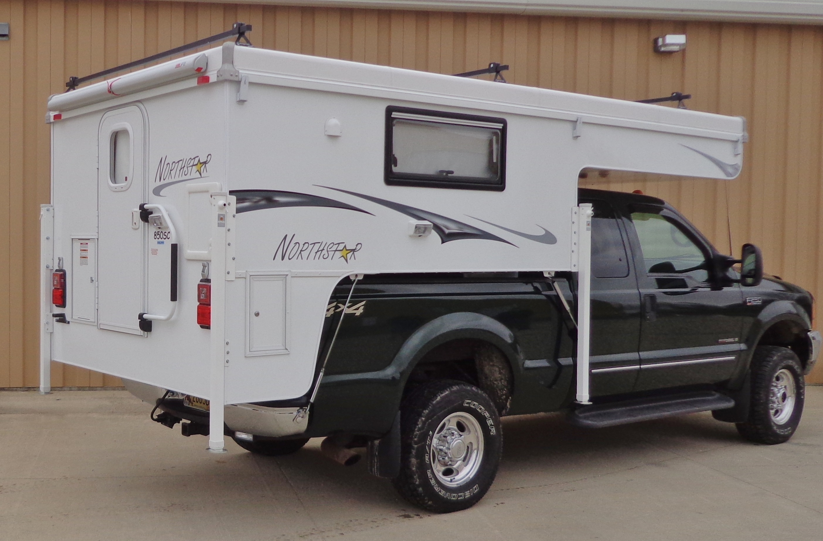 Top 8 Pop Up Truck Campers For 3 4 Ton Trucks Truck Camper Adventure