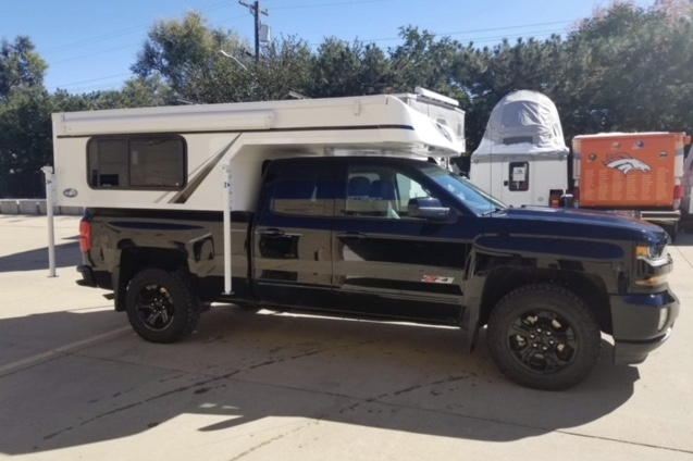 Top 8 Pop Up Truck Campers For Half Ton Trucks Truck Camper