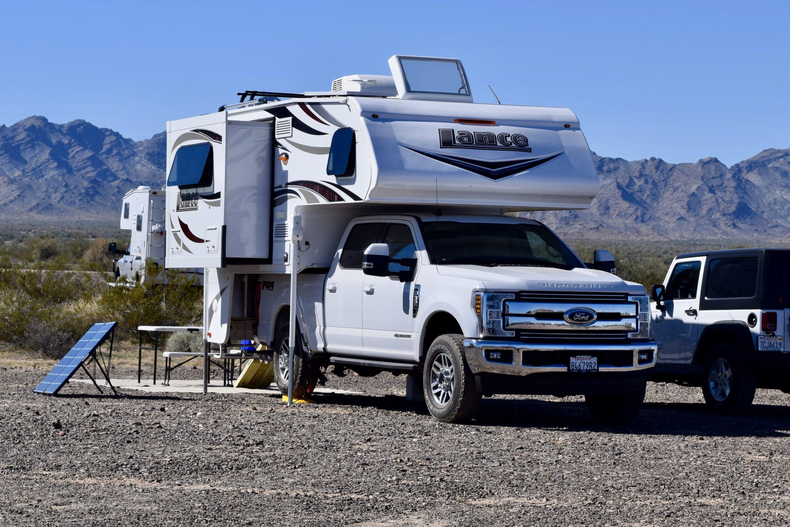 Top 8 Slide Out Truck Campers For Short Bed Trucks Truck Camper Adventure