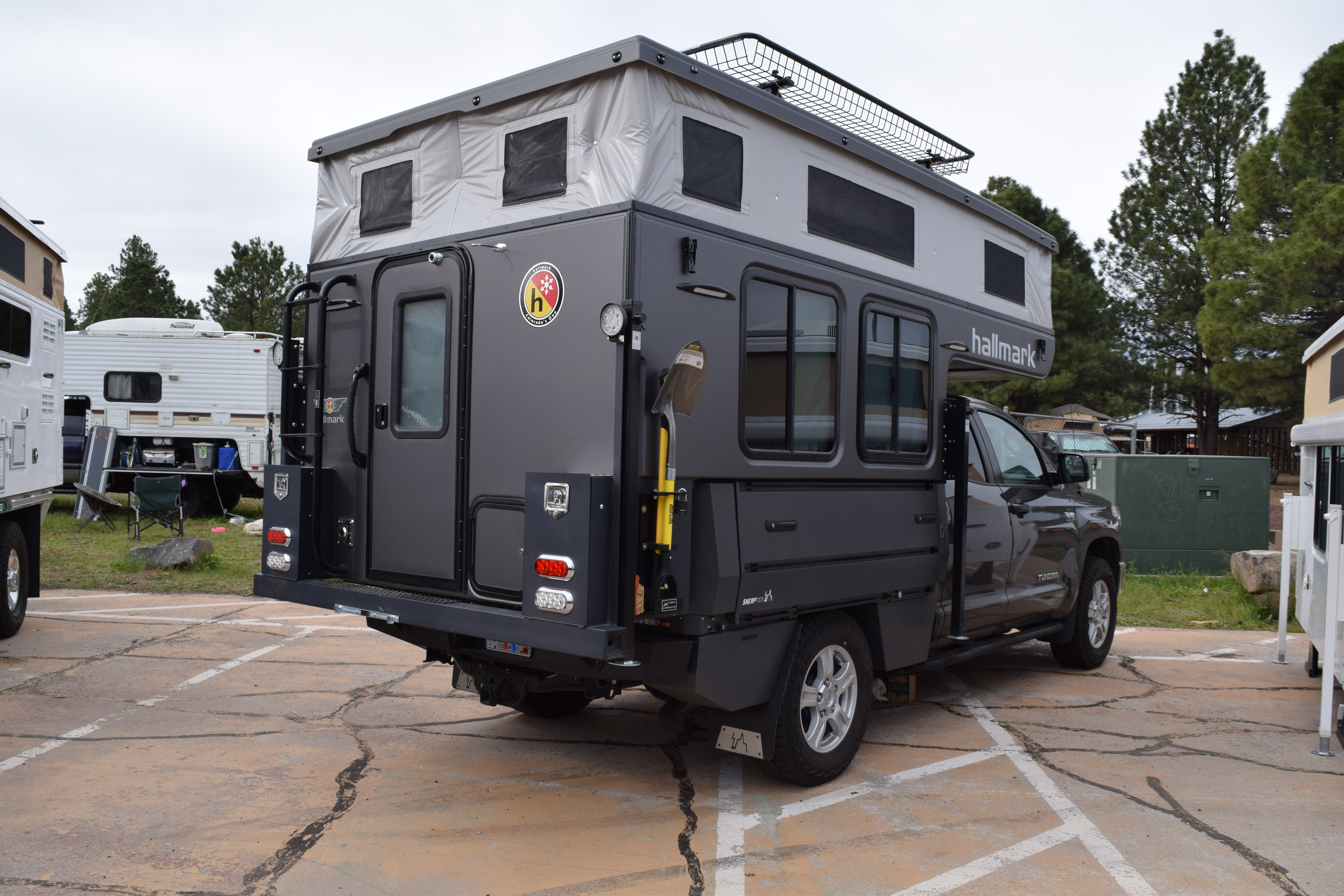 Top 11 Expedition Truck Campers Of The 2019 Overland Expo Truck Camper Adventure