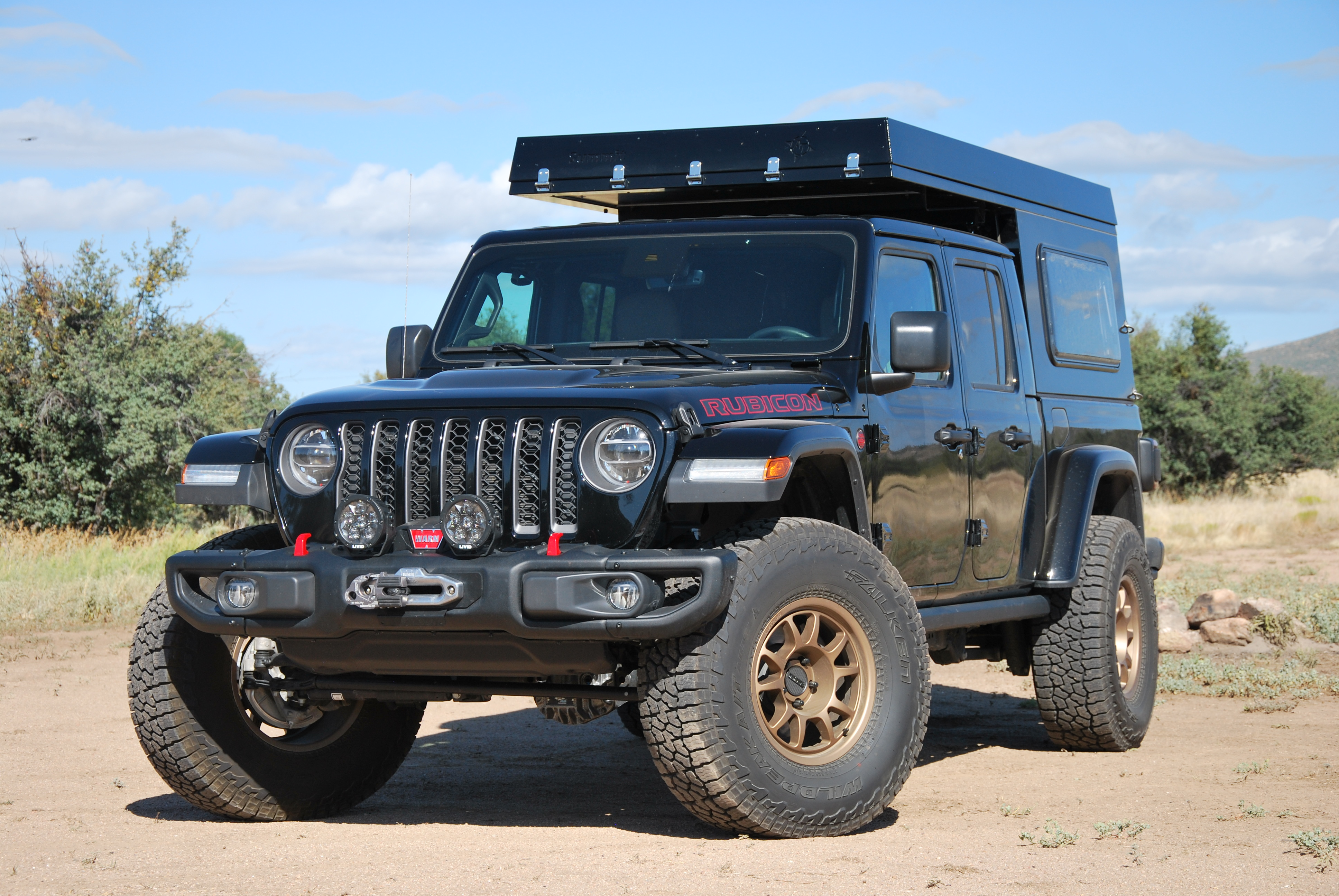 Jeep Gladiator Summit To Debut At Overland Expo East Truck Camper Adventure
