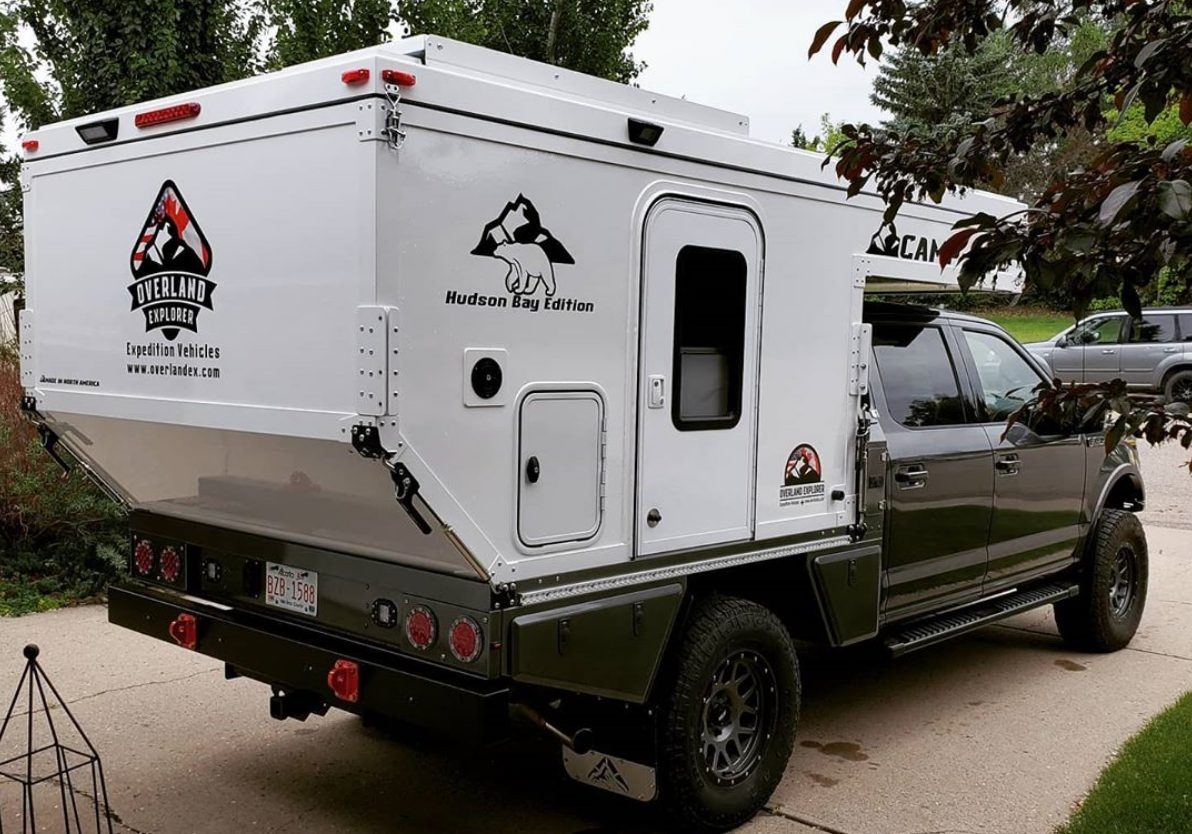 Top 6 Flatbed Truck Campers For Overlanding Truck Camper Adventure