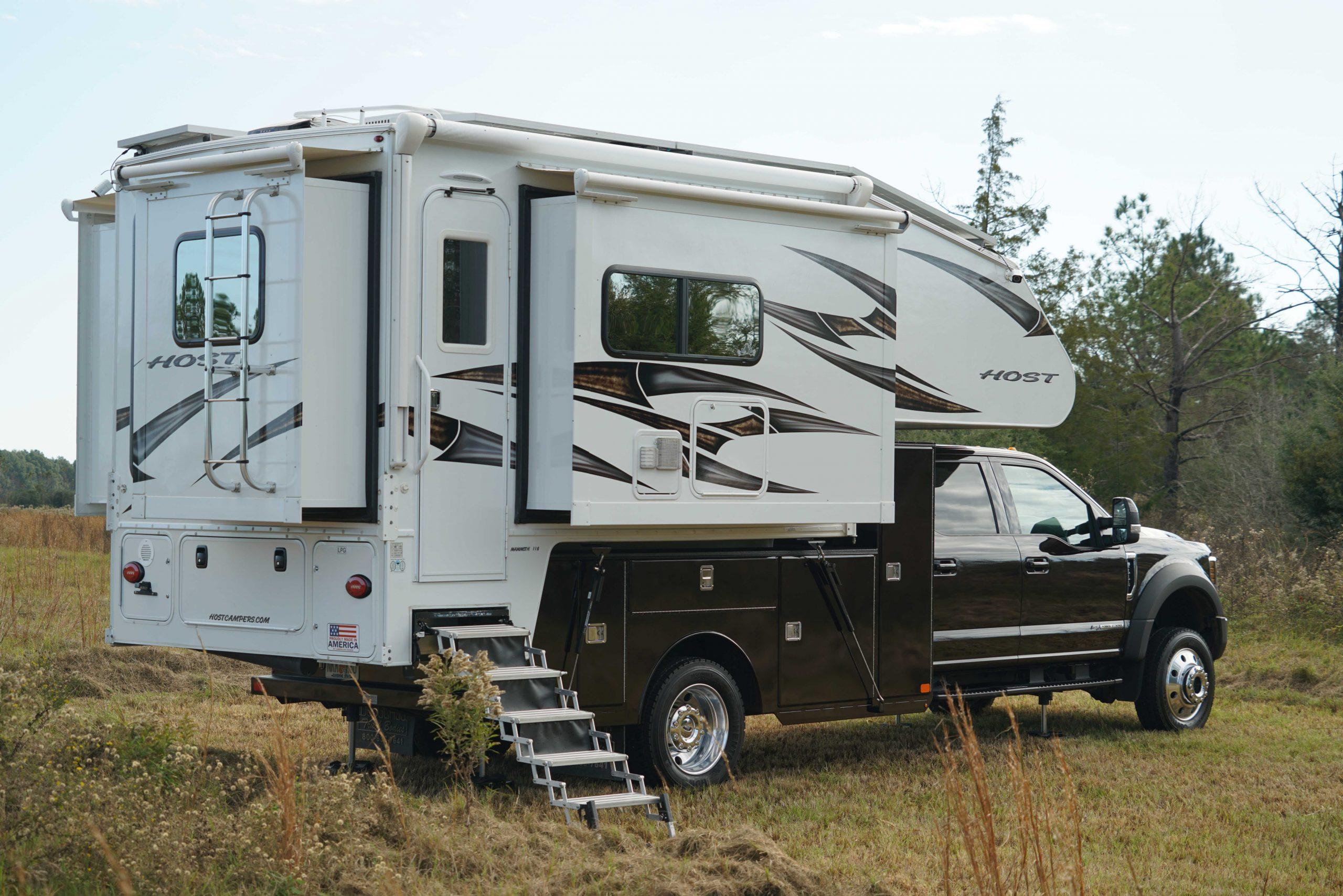 12 Best Truck Campers For Sale In 2020 Truck Camper Adventure